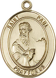 St. Paul GF Saint Medal