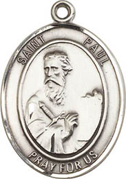 Religious Medals: St. Paul the Apostle SS Medal