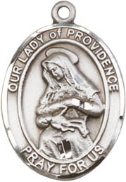 Religious Medals: Our Lady of Providence SS Mdl