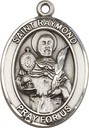 Religious Medals: St. Raymond Nonnatus SS Medal