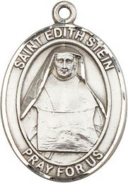 Religious Medals: St. Edith Stein SS Saint Medal
