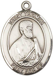 Religious Medals: St. Thomas the Apostle SS Mdl