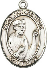 Religious Medals: St. Thomas More SS Saint Medal