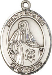 Religious Medals: St. Veronica SS Saint Medal