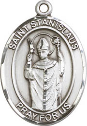 Religious Medals: St. Stanislaus SS Saint Medal
