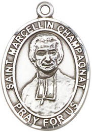 Religious Medals: St. Marcellin Champagnat SS Md