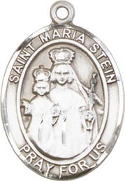 Religious Medals: St. Maria Stein SS Saint Medal