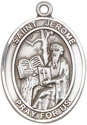 Religious Medals: St. Jerome SS Saint Medal