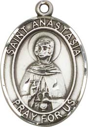 Religious Medals: St. Anastasia SS Saint Medal