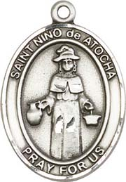 Religious Medals: Nino of Antocha SS Medal