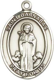 Religious Medals: St. Barnabus SS Saint Medal