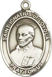 Religious Medals: St. Ignatius of Loyola SS Mdl