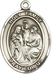 Religious Medals: Holy Family SS Saint Medal