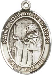 Religious Medals: St. John of the Cross SS Medal