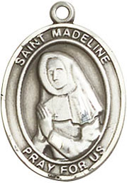 Religious Medals: St. Madeline Sophie Barat SS M