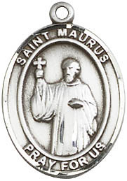 Religious Medals: St. Maurus SS Saint Medal