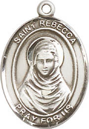 Religious Medals: St. Rebecca SS Saint Medal