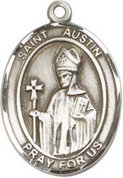 Religious Medals: St. Austin SS Saint Medal