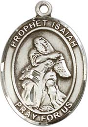 Religious Medals: St. Isaiah SS Saint Medal