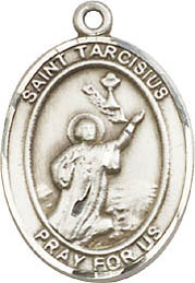 Religious Medals: St. Tarcisius SS Saint Medal