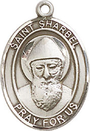 Religious Medals: St. Sharbel SS Saint Medal