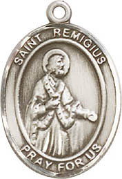 Religious Medals: St. Remigius of Reims SS Medal