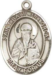 Religious Medals: St. Basil the Great SS Medal