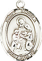 Religious Medals: St. Angela Merici SS Medal