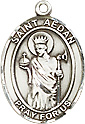 Religious Medals: St. Aedan of Ferns SS Medal