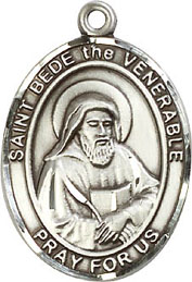 Religious Medals: St. Bede the Venerable SS Mdl