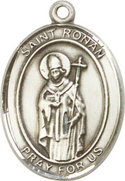Religious Medals: St. Ronan SS Saint Medal