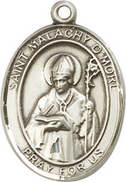 Religious Medals: St. Malachy O'More SS Medal