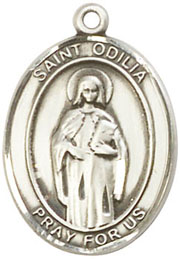 Religious Medals: St. Odilia SS Saint Medal