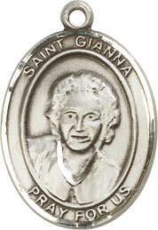 Religious Medals: St. Gianna Beretta Moll Medal