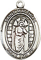 Religious Medals: St. Matthias the Apostle SS Md