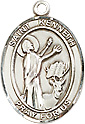Religious Medals: St. Kenneth SS Saint Medal