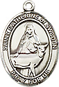 St. Catherine of Sweden SS Mdl