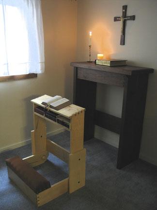 ROSARYSHOPCOM Home Prayer Chapel